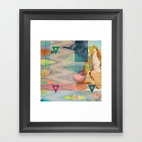 DIPSIE SERIES 001 / 01 Framed Art Print