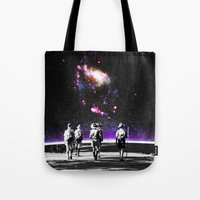 Explore The Unknown Tote Bag