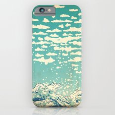 Where The Clouds Are Born iPhone 6 Slim Case