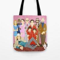 Royal Tenenbaums Family … Tote Bag