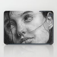 Angelina Jolie Tradition… iPad Case