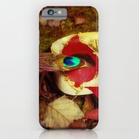 iPhone & iPod Case featuring Woodland Masquerade by Forgotten Beauty