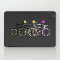 Olympic Posters - Cycle  iPad Case