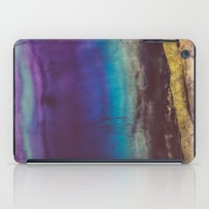 Bohemian Blue Earth  iPad Case
