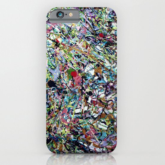 After Pollock iPhone & iPod Case