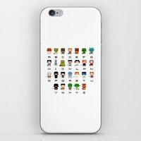 Star Wars Alphabet iPhone & iPod Skin
