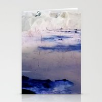Winter Pond Stationery Cards