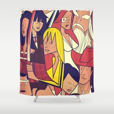Kill Bill Shower Curtain