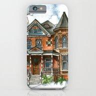 Victorian Winter iPhone 6 Slim Case