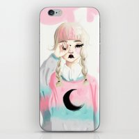Brink Of Disaster iPhone & iPod Skin