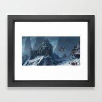 Aisendale  Framed Art Print