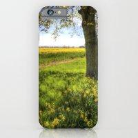 Daffodil Meadow iPhone 6 Slim Case