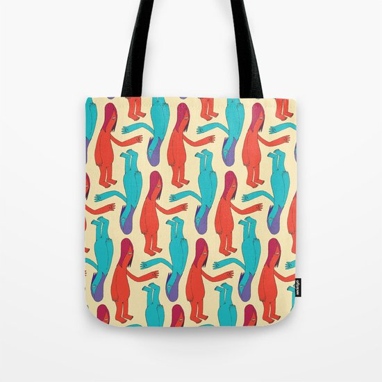 Nice To Meet You Tote Bag