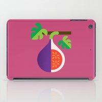 Fruit: Fig iPad Case