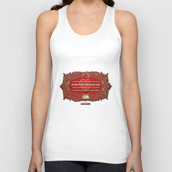 Heart and Soul Unisex Tank Top