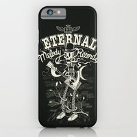 iPhone & iPod Case featuring Eternal melody records by John Duvengar