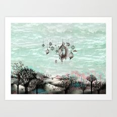 Dream Art Print