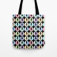 Bond girls Tote Bag