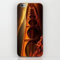Ashopton Sunrise iPhone & iPod Skin