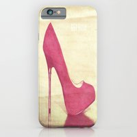 iPhone & iPod Case featuring Get high by Maite