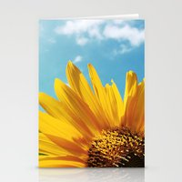 Summer Bliss Stationery Cards