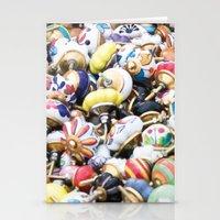 Turkish Door Knobs Stationery Cards
