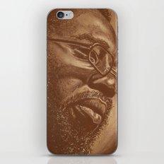 incredible curtis! iPhone & iPod Skin