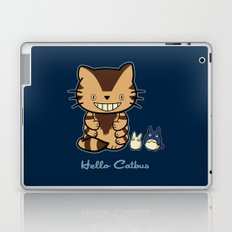 Hello Catbus Laptop & iPad Skin