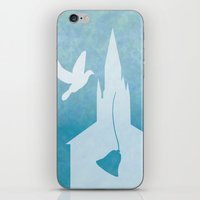 Sawdust and Diamonds iPhone & iPod Skin