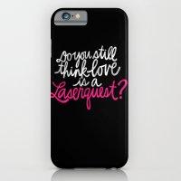 Laserquest iPhone 6 Slim Case