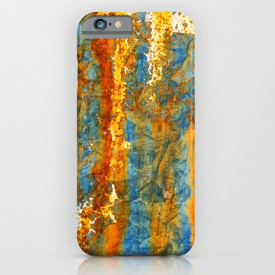 Yellow river iPhone & iPod Case