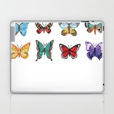 Butterflies (Papillons) Laptop & iPad Skin