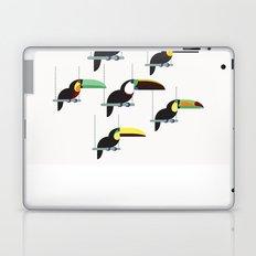 The toucans Laptop & iPad Skin