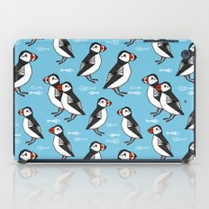 Gathering of Puffins iPad Case