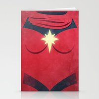 The Original Marvel  Stationery Cards