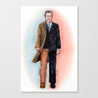 2 WALTER BISHOP (FRINGE) Canvas Print