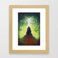 Purgatory Framed Art Print