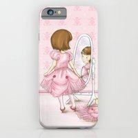 iPhone & iPod Case featuring I believe in Pink ~ Audrey Hepburn by Amanda Francey