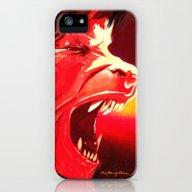 An Italian Werewolf In L… iPhone (5, 5s) Slim Case