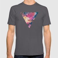 The Awesome Beauty Of Th… Mens Fitted Tee Asphalt SMALL