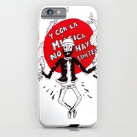 And with the music there are no limits... iPhone 6 Slim Case
