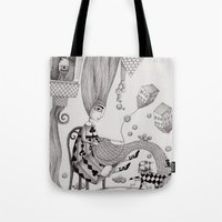 Falling Up Tote Bag