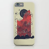 iPhone & iPod Case featuring Northern Nightsky by Hector Mansilla