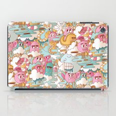 Monster Friends iPad Case