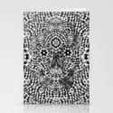 Skull VII Stationery Cards