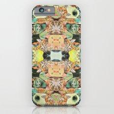 Cat Pattern Slim Case iPhone 6s