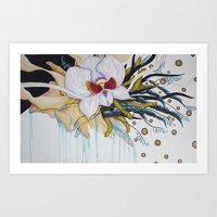 A Cornucopia of Sharp Delights Art Print