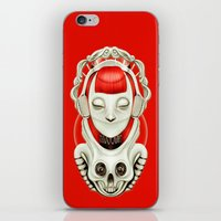 Oblivion iPhone & iPod Skin