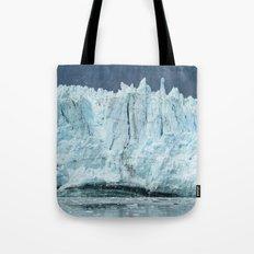 the marjorie glacier.  Tote Bag