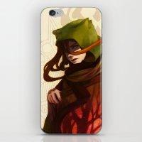 lamento iPhone & iPod Skin